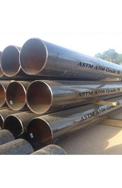 ASTM A106 Grade B Pipe SA106 Seamless Pressure Pipe ASME SA106 Pipe